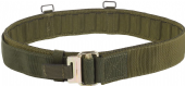 PLCE ROLL PIN BELT - OLIVE GREEN
